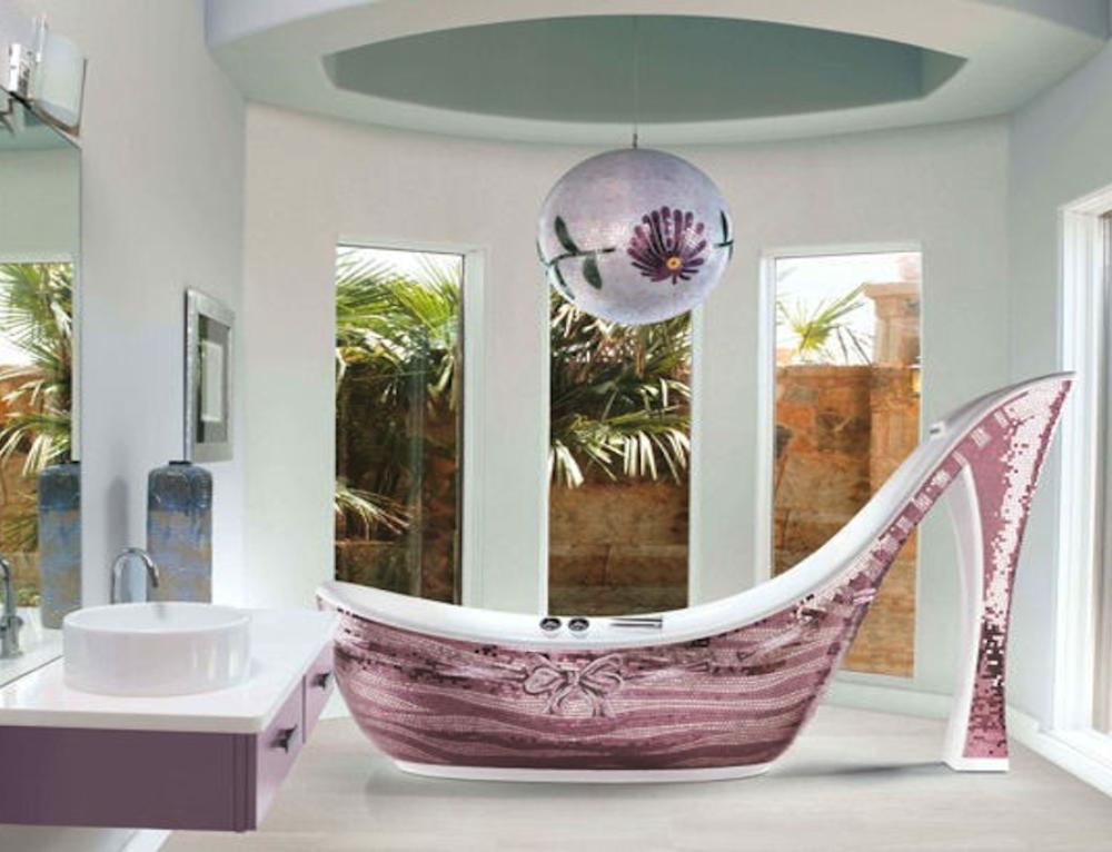 Vasca da bagno Audrey by Sicis
