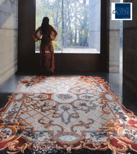 Pavimenti Mosaico. Fabulous Pavimento A Mosaico Per Il Tuo Bagno With Pavimenti Mosaico. Finest ...