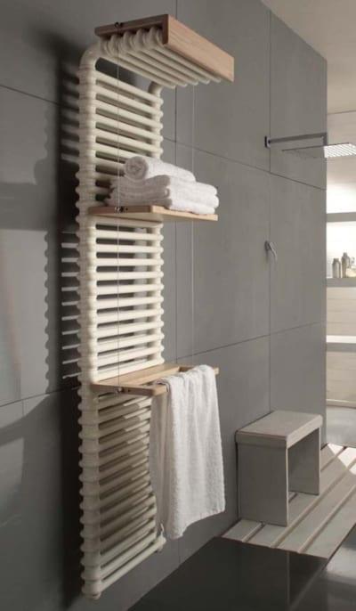 Termoarredi cordivari design stanze d 39 autore for Termosifoni bagno design