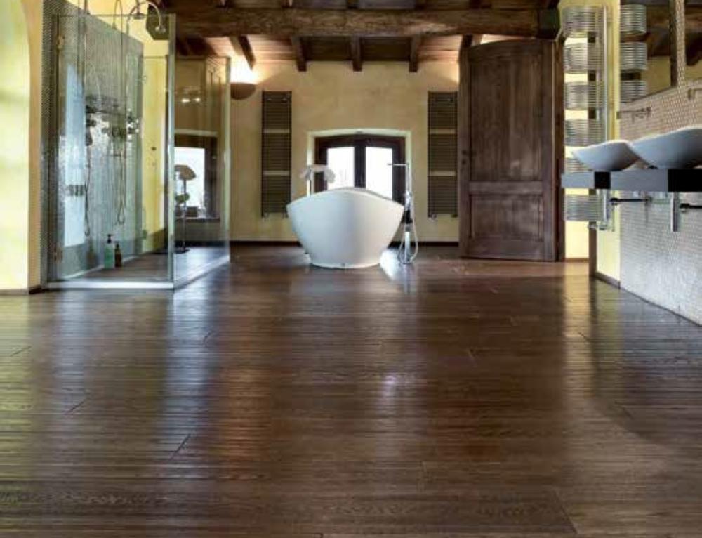Pavimenti in legno – Stabilizzazione delle tavole