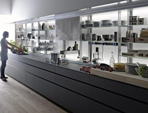 I 7 motivi per scegliere una cucina ergonomica