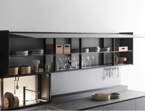 Novità Valcucine: nuova cucina Logica Celata disponibile presso il nostro Showroom!