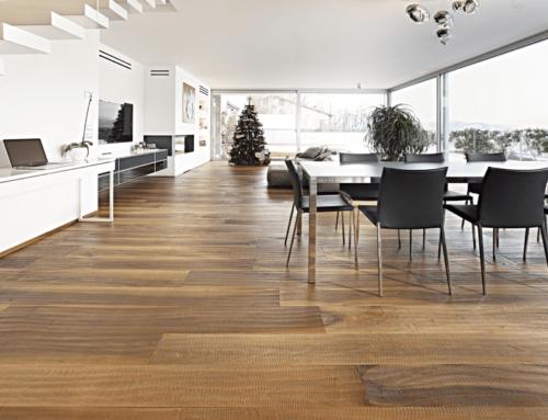 Fiemme 3000, i pavimenti in legno che non inquinano.