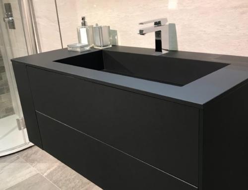 Mobile da bagno sospeso modello SENSE Fénix