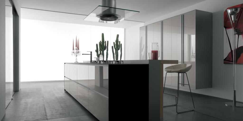 Top Della Cucina In Vetro E Una Buona Idea Stanze D Autore
