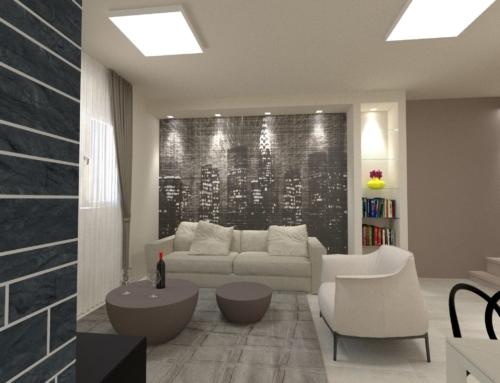 Progetto di ristrutturazione appartamento in centro a Firenze
